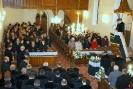 Egyházmegyei hálaadó istentisztelet - Királyhelmec