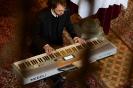 Nyéky Miklós zongorakoncertje Kisgéresben